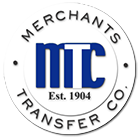 Merchants Transfer Company Logo